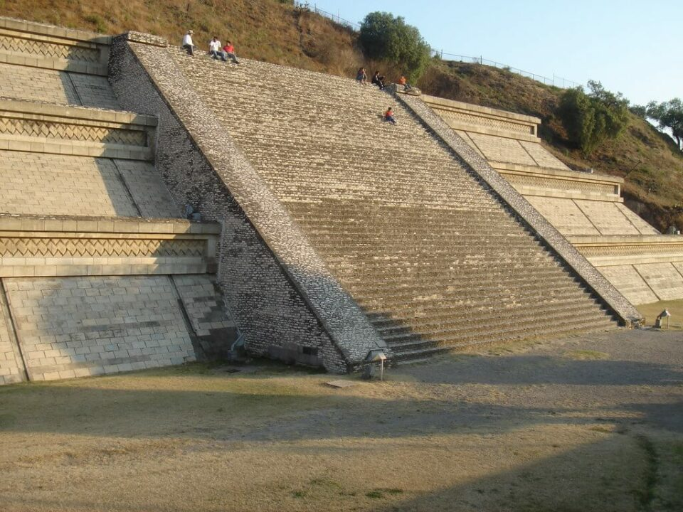 Piramida, Böyük Çolula
