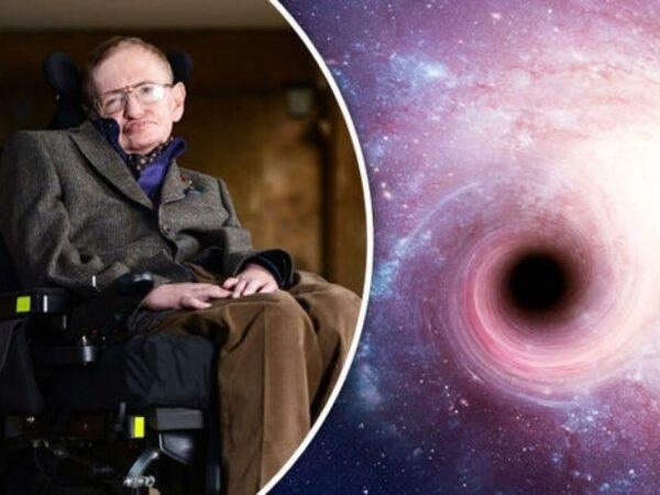 Zamanda səyahət, Hawking